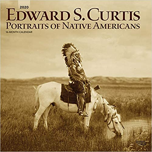 Edward Curtis Portraits