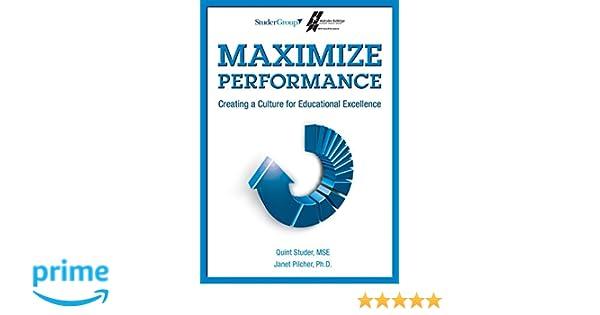 Hardwiring Excellence Quint Studer Ebook