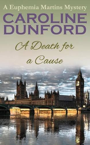 book cover of A Death for a Cause