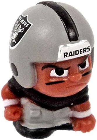Loose NFL TeenyMates Series 5 Linemen Oakland Raiders Minifigure