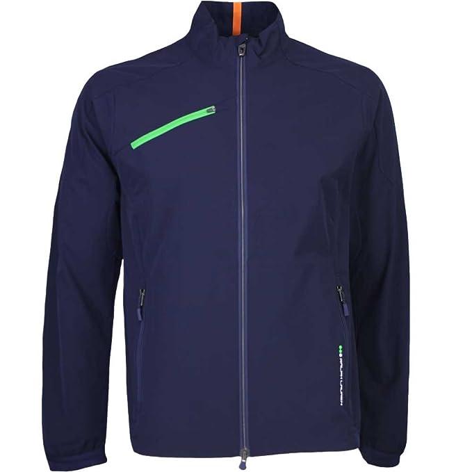 RLX Golf chaqueta cortavientos - Radius - francés azul marino AW16, Hombre, color azul marino, tamaño X-Large: Amazon.es: Ropa y accesorios