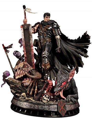 黒の剣士 ガッツ 「ベルセルク」 アルティメットプレミアムマスターライン ポリストーン製スタチュー