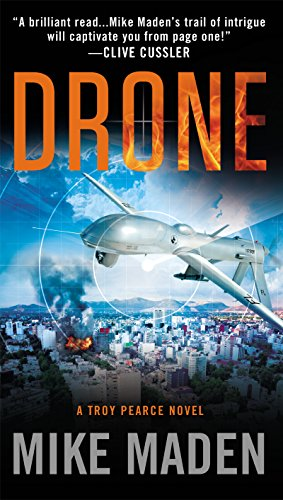 Drone (Troy Pearce Book 1) by [Maden, Mike]