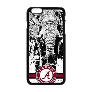Alabama crimsontide elephant Cell Phone Case for Iphone 6 Plus