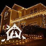 EasyGO Set Outdoor Nativity Christmas