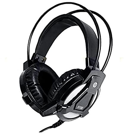 HP H100 Gaming Headset with Mic (Black) - Buy HP H100 Gaming Headset with  Mic (Black) Online at Low Price in India - Amazon.in facbf9eabe