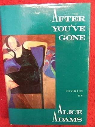 book cover of After You\'ve Gone