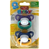Amazon.com : Playtex Binky Silicone Older Baby Pacifier - 2 ...