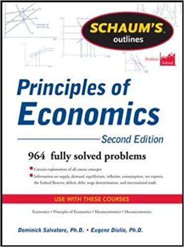 Schaums outline of principles of economics 2nd edition schaums schaums outline of principles of economics 2nd edition schaums outlines dominick salvatore eugene a diulio 9780071762533 amazon books fandeluxe Image collections