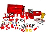 KRM Lockout Tagout Kit (Without Bag)