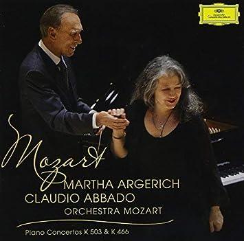 モーツァルト:ピアノ協奏曲第20番&第25番(SHM-CD)