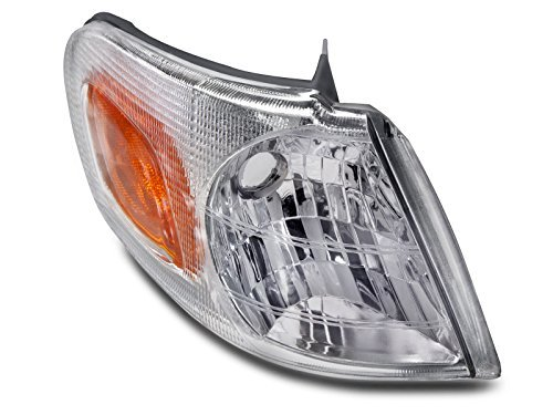 Headlights Depot Replacement for Venture/TransSport/Silhouette/Montana New Passenger Corner Light (97 Oldsmobile 1997 New Silhouette)