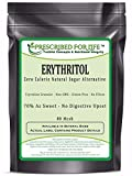 Erythritol - Non-GMO Zero Calorie Natural Granular Sugar Alternative - 70% Sweetness of Sugar, 25 lb