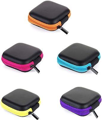 Amandia - Estuche de almacenamiento para auriculares: Amazon.es: Iluminación