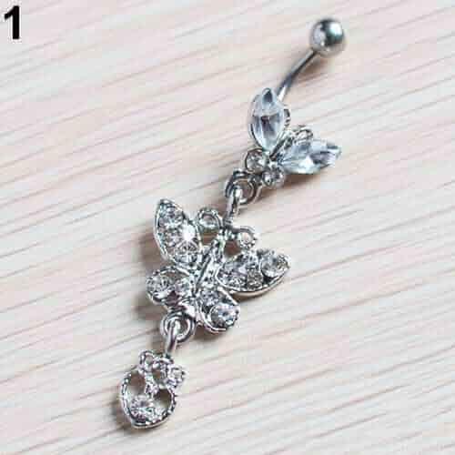Shopping Whites Faux Body Piercing Jewelry Body Jewelry