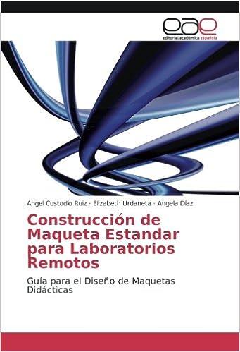 Construcción de Maqueta Estandar para Laboratorios Remotos ...