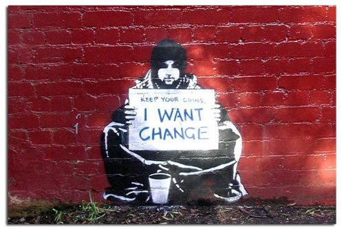 How to find the best banksy i want change for 2019?
