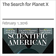 The Search for Planet X Other by Michael D. Lemonick Narrated by Jef Holbrook