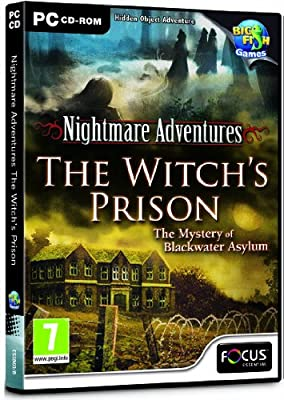 Nightmare Adventures: Witchs Prison(The)