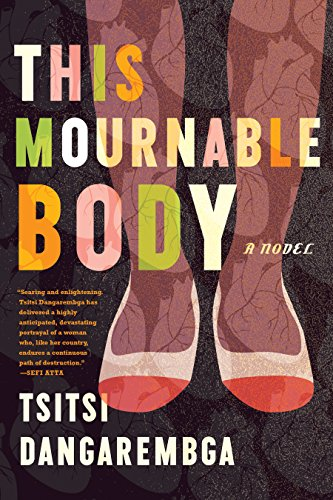 Book Cover: This Mournable Body: A Novel