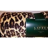 Lauren Ralph Lauren Leopard Cheetah Throw Blanket