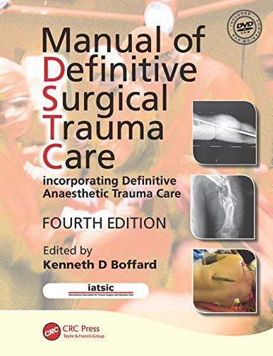 Manual of Definitive Surgical Trauma Care, Fourth -