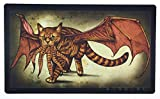 Inked Playmats Cathulhu 2 Playmat Inked Gaming Perfect for Card Gaming TCG Game Mat