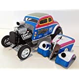 1933 Willys Lo Bianco Brothers 1/18 by Acme A1800902 by ACME