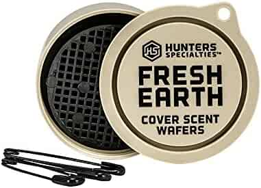 Hunter's Specialties Fresh Earth Cover (3 Scent wafers)