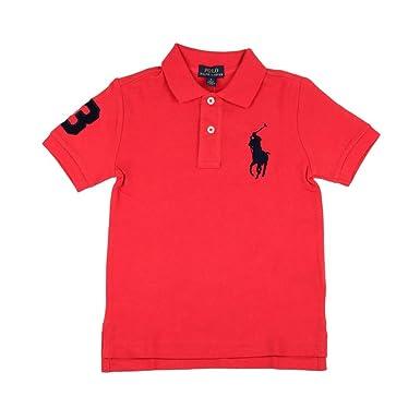 Ralph Kids Lauren Boy Di In Bambino Piquè Childrenswear Polo Cotone qLpjUzMVSG