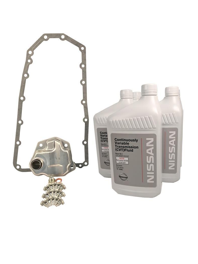 Genuine Nissan OEM CVT Maintenance Kit Nissan Sentra 2007-2011 (2.0 4 Cylinder) by Nissan