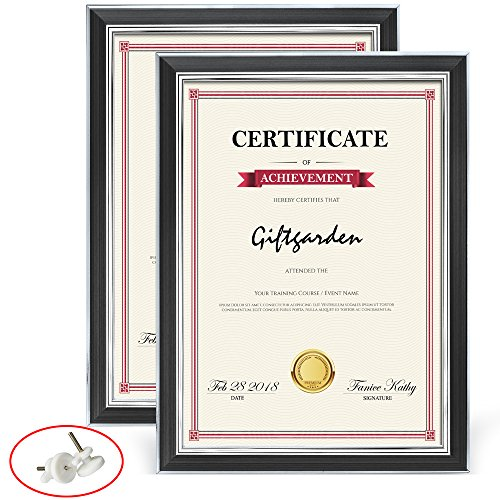 Giftgarden Document Frames A4 Certificate Holder to Display