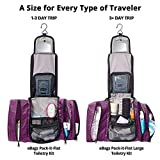 eBags Classic Pack-it-Flat Toiletry Kit