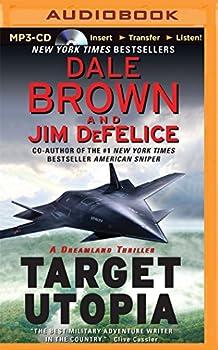 Target Utopia 0062122878 Book Cover