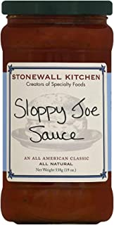 product image for Stonewall Kitchen Sloppy Joe Sauce, 19 Ounces