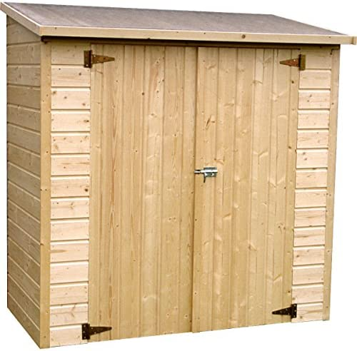 Box sistemazione madera albecove 12 mm 182 x 91 x H183 cm (4 ...