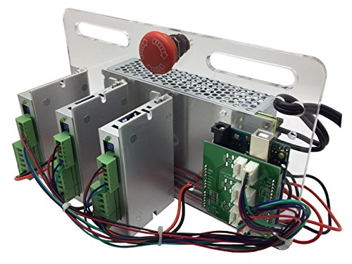3 Axis Arduino Grbl TB6560 Stepper Motor Control Pre Assembled Package by Zen Toolworks