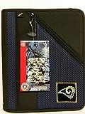 NFL Zip Around 3 Ring Binder, ''Los Angeles Rams'' NEW