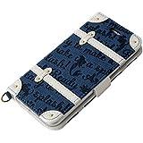 アンダー スマホケース iPhone8/7/6s/6 4.7インチ対応 手帳型 トランクケース アリエル i8-D02