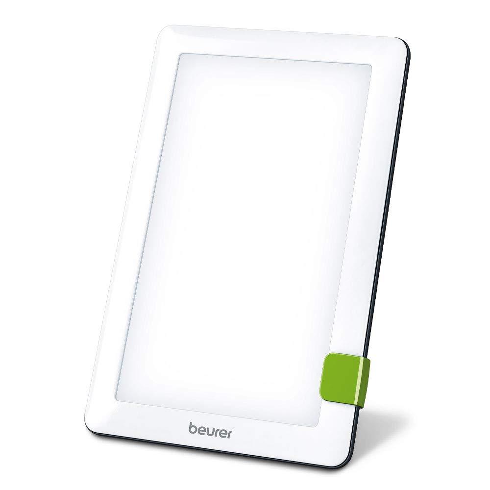 Beurer TL 30 Tageslichtlampe, Ausgleich von Lichtmangel, kompakte Größe, inkl. Aufbewahrungstasche