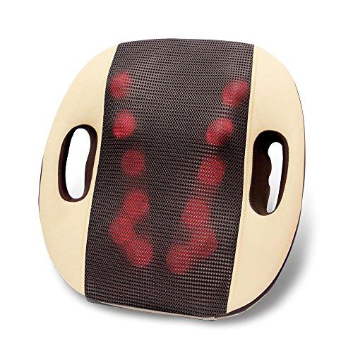 GESS120 Lumbar Support Pillow Shiatsu Back Neck Shoulder ...