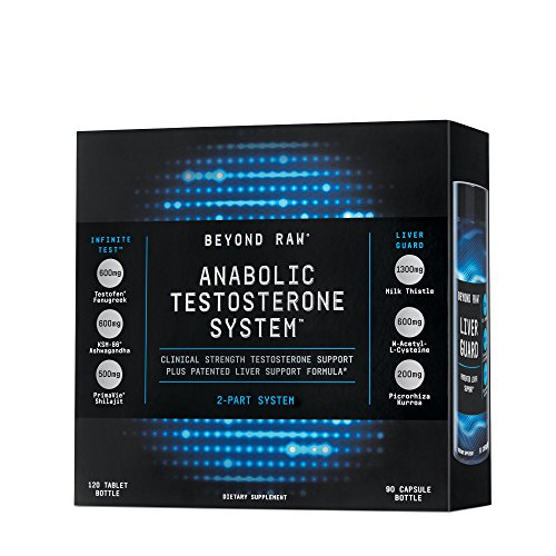 Beyond Raw Anabolic Testosterone System by BEYOND RAW