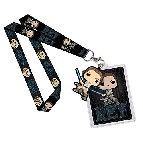 Star Wars VII: The Force Awakens Rey Pop! Charm Lanyard