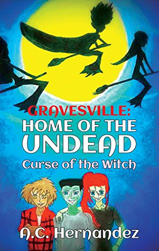 GravesVille: Home of the Undead - Curse of the Witch -