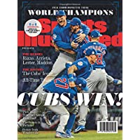 Sports Illustrated Chicago Cubs 2016 World Series Champions