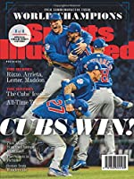Sports Illustrated Chicago Cubs 2016 World Series