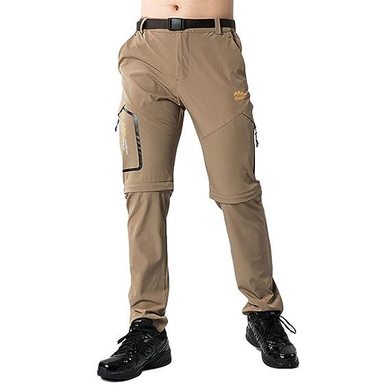 Uomo Cayuan Pantaloni Rimovibili Multifunzione Donna Softshell aU8OwWZUqE