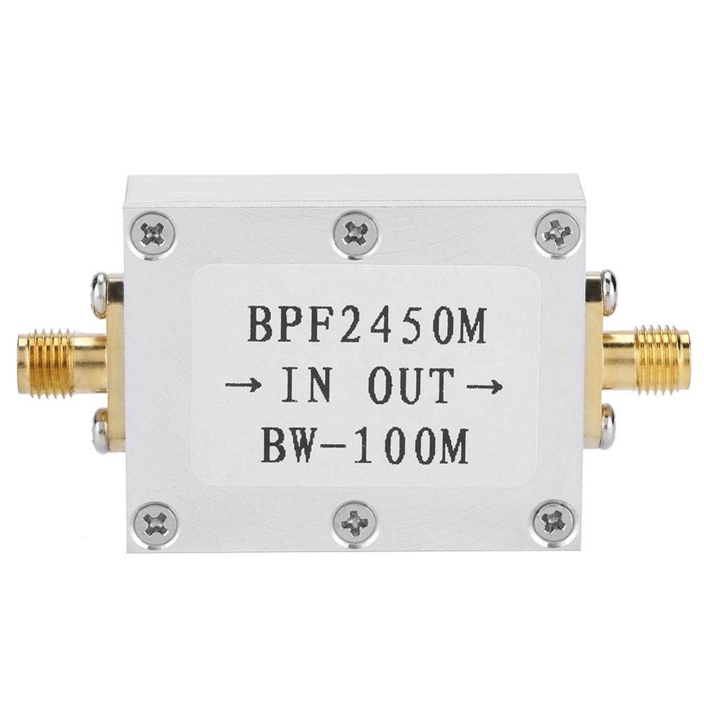 Wal front 2450MHz Bandpass Filter Anti-Jamming Narrowband Highpass/Lowpass / Bandpass Filtering Module