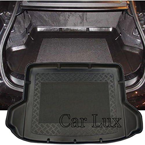 Car Lux Bac de coffre antid/érapant pour BMW/5/GT Gran Turismo F07