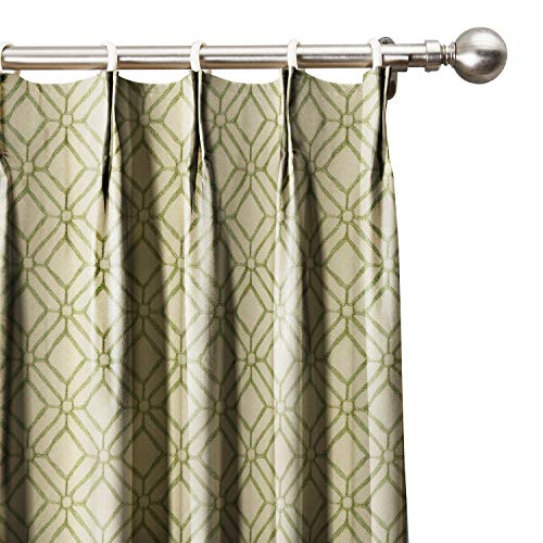 (TWOPAGES Jacquard Window Curtain 50